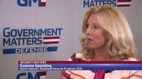 Security Matters with Suzanne Spaulding