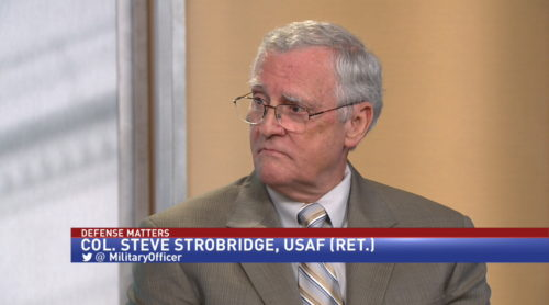 Defense Matters with Col. Steve Strobridge