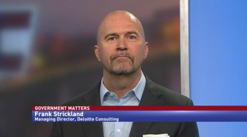 Government Matters with Frank Strickland