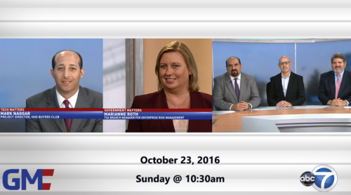 Government Matters October 23, 2016