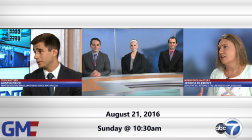 Government Matters August 21, 2016