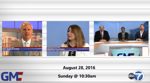Government Matters August 28, 2016