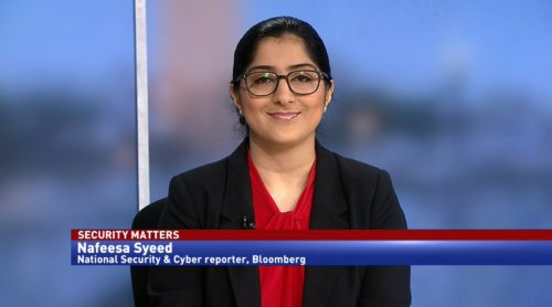 Security Matters with Nafeesa Syeed