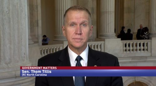 Government Matters with Sen. Thom Tillis