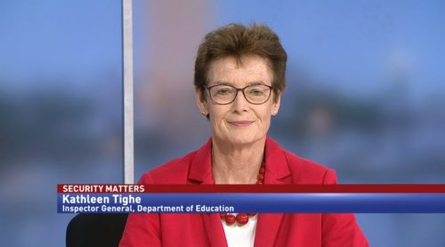Security Matters with Kathleen Tighe