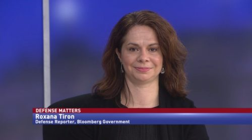 Defense Matters with Roxana Tiron