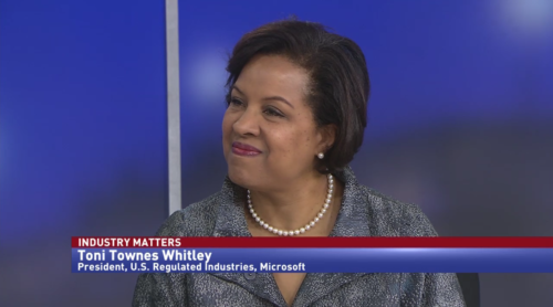 Industry Matters with Toni Townes Whitley