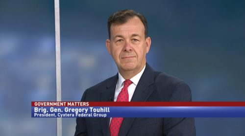 Government Matters with Brigadier General Gregory Touhill