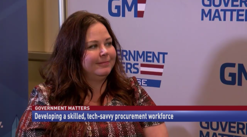 Government Matters Developing a skilled, tech-savvy procurement workforce