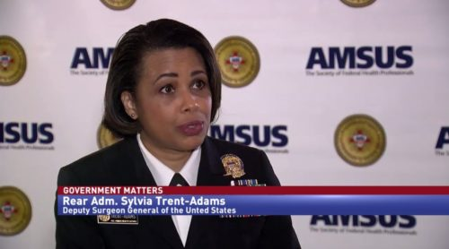 Government Matters with Rear Adm. Sylvia Trent-Adams