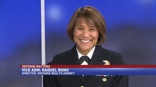 Defense Matters with Vice Adm. Raquel Bono