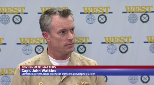 Government Matters with Capt. John Watkins