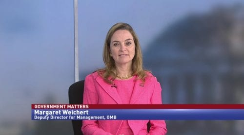 Government Matters with Margaret Weichert