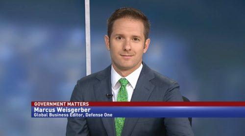Government Matters Marcus Weisgerber