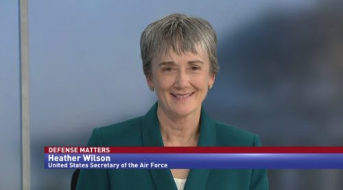 Defense Matters with Heather Wilson