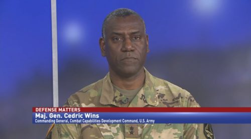 Defense Matters with Major General Cedric Wins