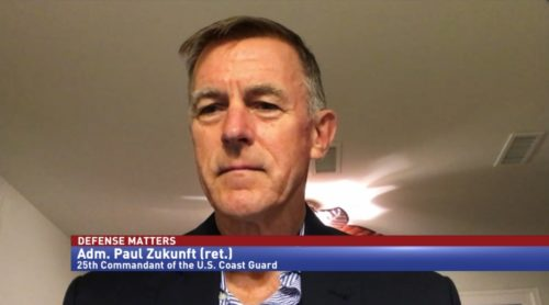 Defense Matters with Adm. Paul Zukunft