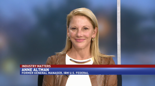 Industry Matters with Anne Altman