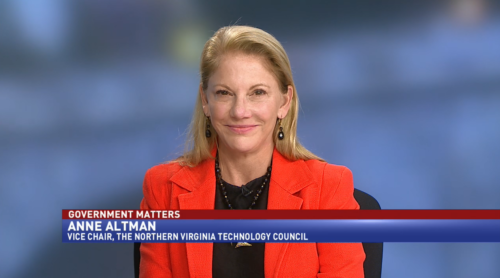 Government Matters with Anne Altman