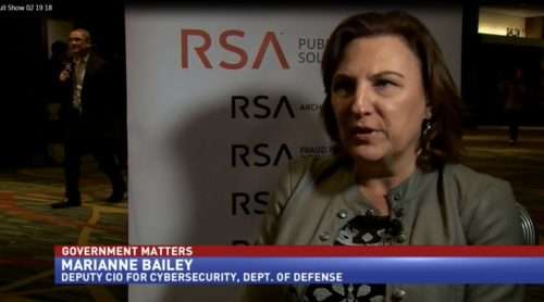 Government Matters with Marianne Bailey