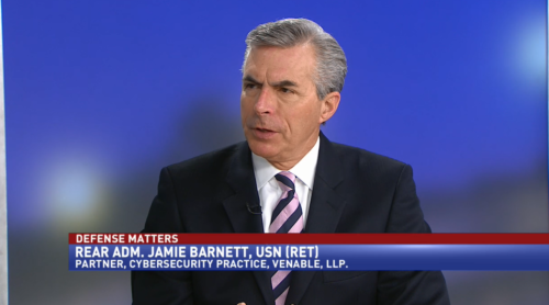 Defense Matters with Rear Adm. Jamie Barnett
