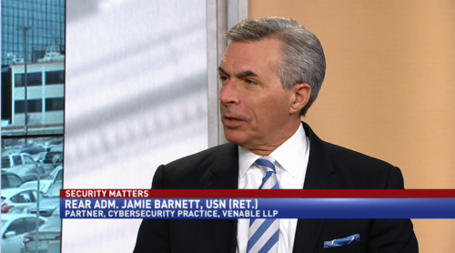 Security Matters with Rear Adm. Jamie Barnett