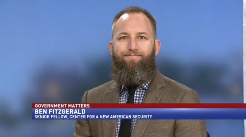 Government Matters with Ben Fitzgerald