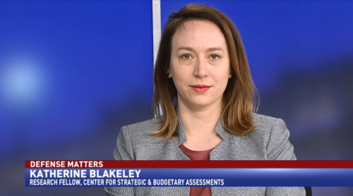 Defense Matters with Katherine Blakeley