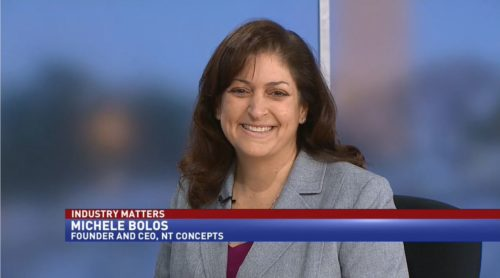 Industry Matters with Michele Bolos