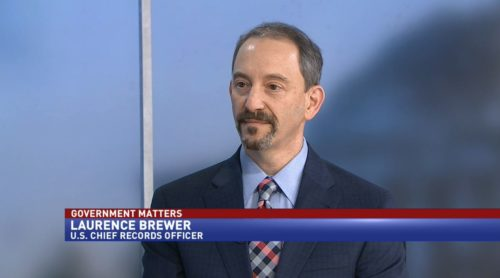 Government Matters with Laurence Brewer
