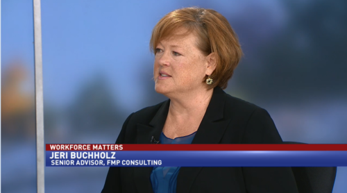 Workforce Matters with Jeri Buchholz