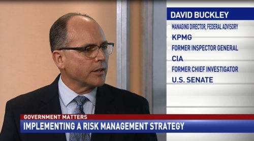 Government Matters Implementing a Risk Management Strategy