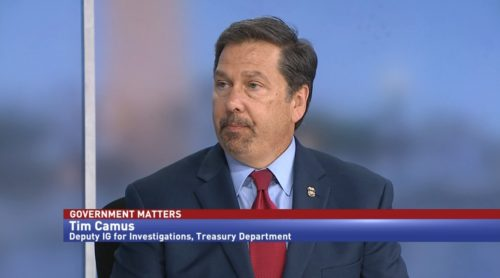 Government Matters with Tim Camus