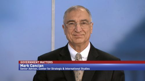 Government Matters with Mark Cancian