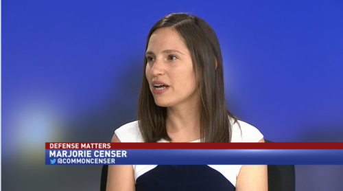Defense Matters with Marjorie Censer