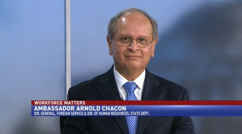 Workforce Matters with Ambassador Arnold Chacon