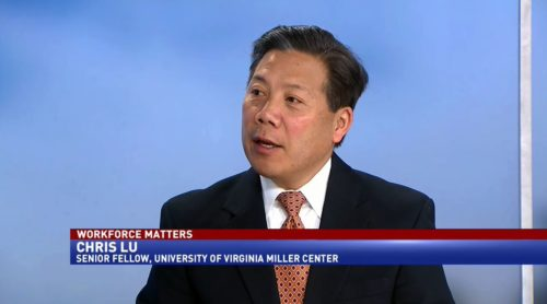 Workforce Matters with Chris Lu