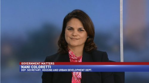 Government Matters with Nani Coloretti