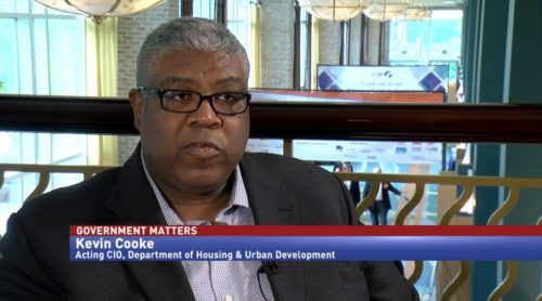 Government Matters with Kevin Cooke