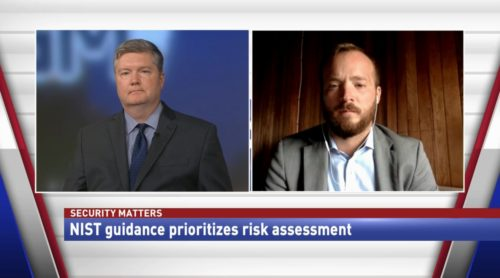 Security Matters NIST guidance prioritizes risk assessment