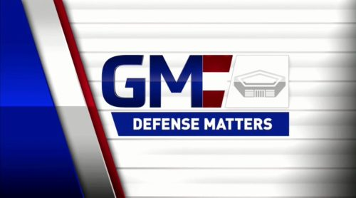 Government Matters Defense Matters