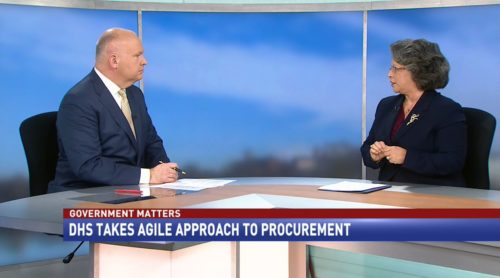 Government Matters DHS takes agile approach to procurement