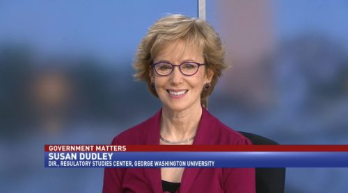Government Matters with Susan Dudley