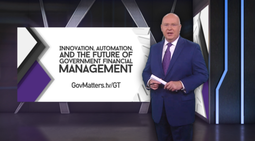 Innovation, Automation, and the Future of Government Financial Management Panel