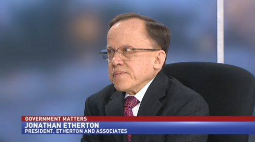 Government Matters with Jonathan Etherton