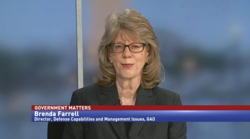 Government Matters with Brenda Farrell