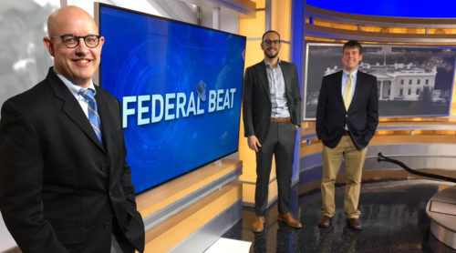 Government Matters The Federal Beat