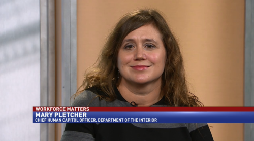 Workforce Matters with Mary Pletcher