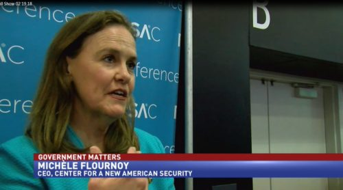Government Matters with Michele Flournoy