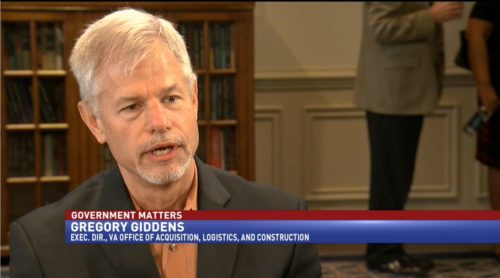 Government Matters with Gregory Giddens